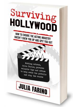 Surviving Hollywood – Book release – April 2020